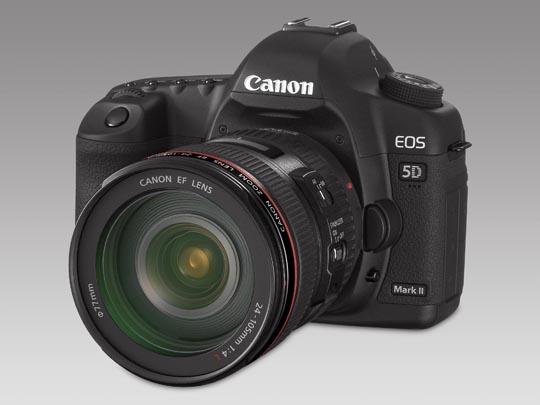 Le Canon EOS 5D Mark II a inauguré la vidéo Full HD dans le monde du reflex.
