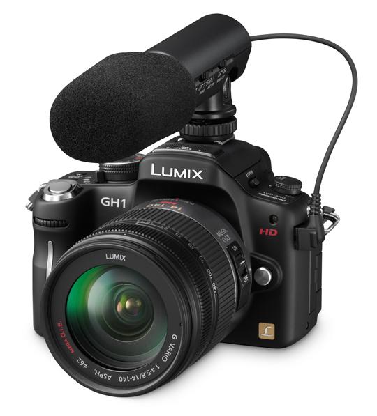 Ni reflex, ni compact, ni camescope, mais un peu tout cela à la fois, le Panasonic GH1 est un concept grand public très attrayant