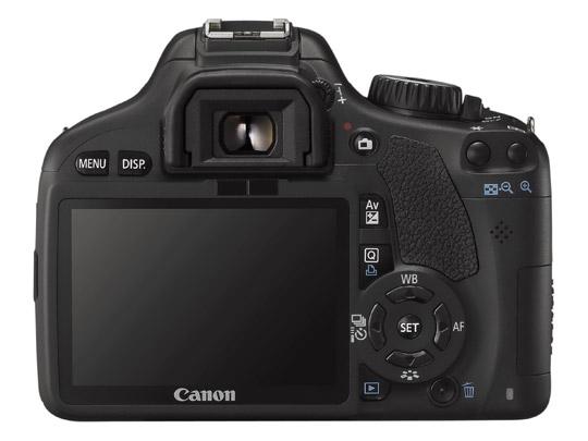 Canon EOS 550D : il a tout d'un grand