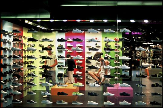 Trouver chaussure à son pied • Cyril Bourras