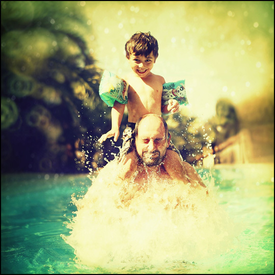 Summer Splash • Lili Sharif