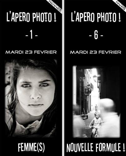 L'expo Femme(s) s'invite à l'Apéro Photo