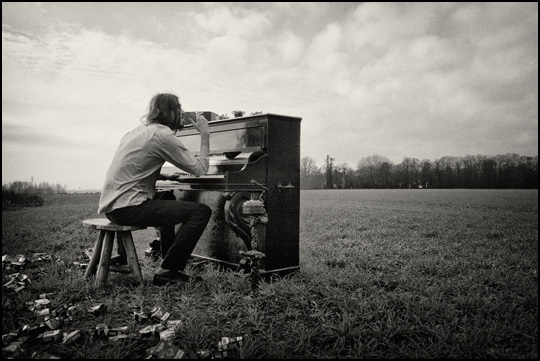 Page blanche • Sébastien Bergeron