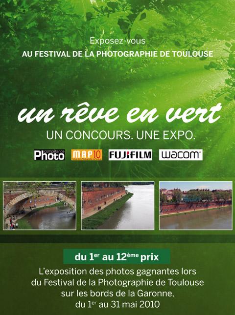 Un concours photo. Une expo.