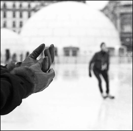 La patineuse • Yannick Doublet