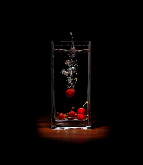 Fallen Cherry • Nicolas Portillo