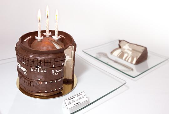 « Compétence gâteau » • © Alexandre Dubosc