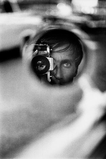 Jeanloup Sieff, le 6 février 1978 • © Jeanloup Sieff