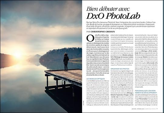 """Téléchargez les photos du dossier """"Bien débuter avec DxO PhotoLab"""" (guide pratique) - Compétence Photo n°62"""