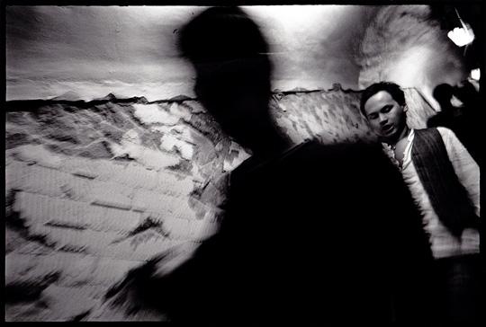Underground • Vincent Pruchon