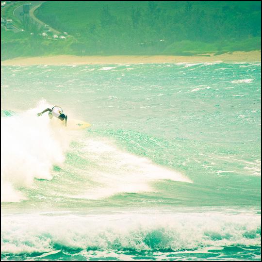 Green Surfing • Cédric Lange