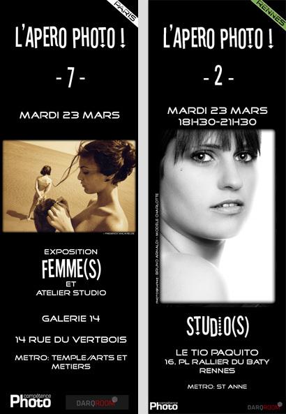 L'expo Femme(s) s'invite (de nouveau) à l'Apéro Photo