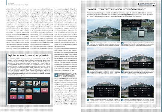 """Téléchargez les photos du dossier """"Bien débuter avec Luminar 2018"""" (guide pratique) - Compétence Photo n°63"""
