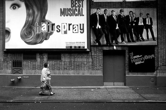 Alone in New York City • Gérald Engler