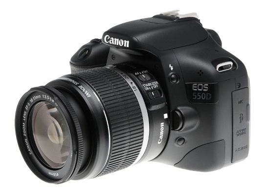 Canon EOS 550D • Les photos tests
