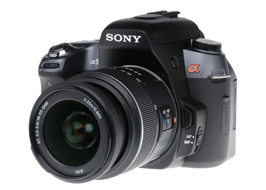 Sony A550 • Les photos tests