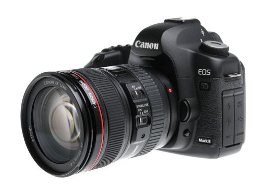 Canon EOS 5D Mark II • Les photos tests