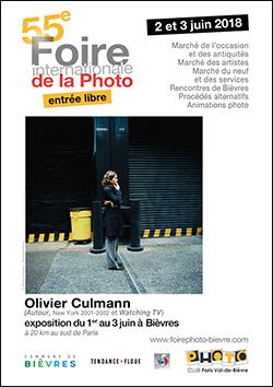 55e Foire internationale de la Photo de Bièvres, en partenariat avec Compétence Photo
