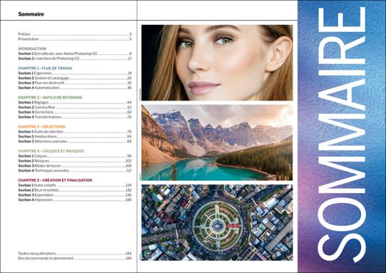 Photoshop, la retouche de A à Z • Les guides pratiques Compétence Photo