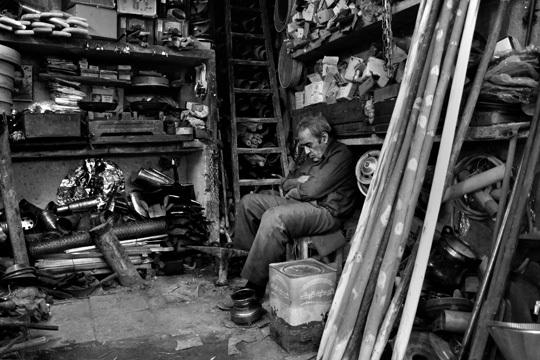 Un petit som' pendant le boulot • Marc-Oliver Filhol