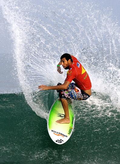 Cristal Surf • Daniel Vaquero
