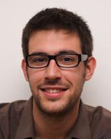 Baptiste Llobell, sélectionné pour La Correspondance Visuelle
