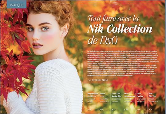 """Téléchargez les photos du dossier """"Tout faire avec la Nik Collection de DxO"""" (guide pratique) - Compétence Photo n°66"""