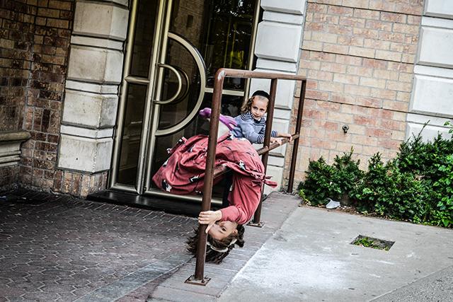 Législation. Enfant ou non ? Une image réalisée à New York.