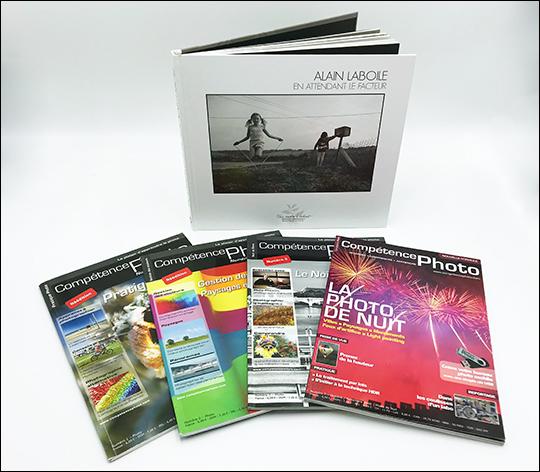 On a retrouvé les premiers numéros de Compétence Photo - Complétez votre collection !