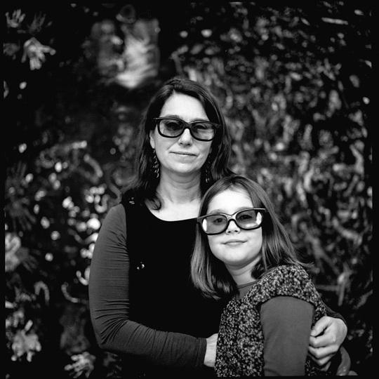 Anne et Lucie. © Emmanuelle Brisson