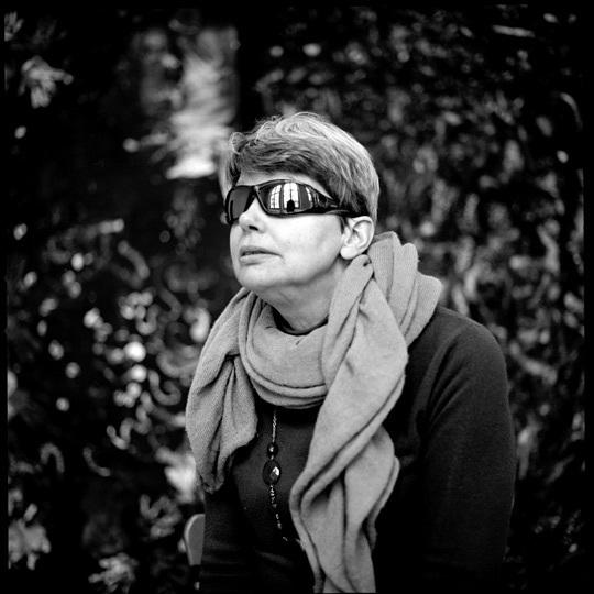 Mme Zimermann. © Emmanuelle Brisson