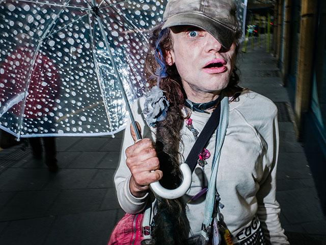 """Jodi Rogers, sélectionné pour l'exposition """"it's So Street"""""""