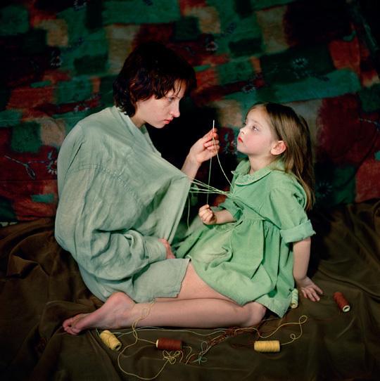 Anna & Eve, 2005-2010 - © Viktoria Sorochinski (Russie/Canada)