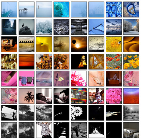 Concours CMJN • Les 100 premières photos