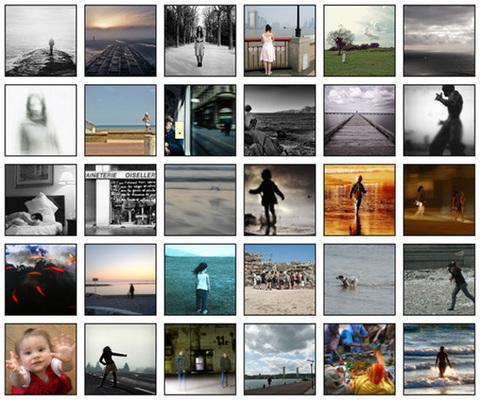 La Correspondance Visuelle • La 33ème • les 50 premières photos