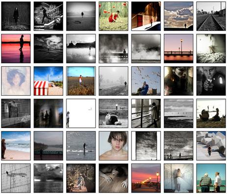 La Correspondance Visuelle • Mise à jour • 141 photos