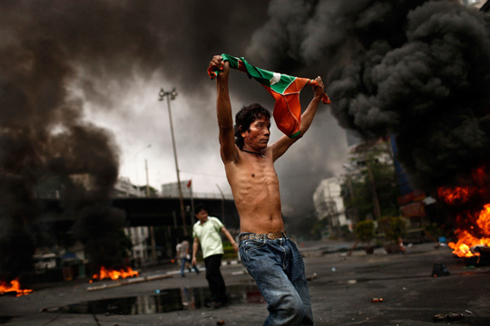 Avant-première : les lauréats des Photographies de l'année 2011