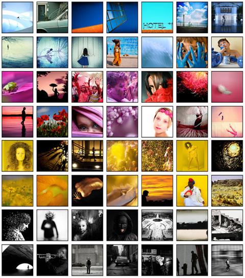 Concours CMJN • Mise à jour • 2200 photos