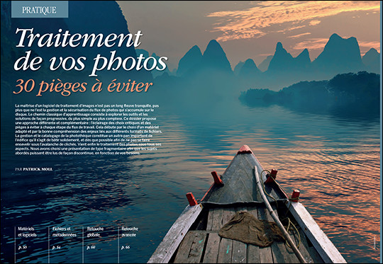 Compétence Photo Numéro 68, en kiosque le 4 janvier 2019
