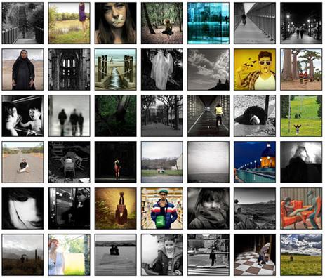 La Correspondance Visuelle • Mise à jour • 111 photos
