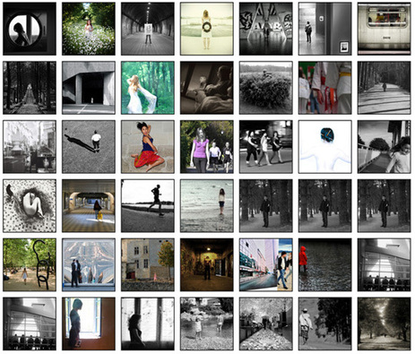 La Correspondance Visuelle • Les 203 photos soumises
