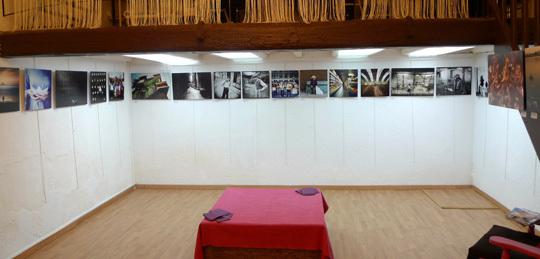 L'exposition La Correspondance Visuelle A La Barak.