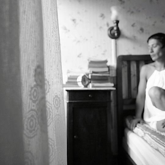 Ton souvenir m'échappe. © Virginie Plauchut
