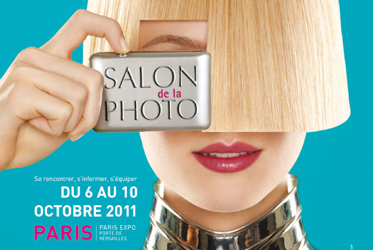 Making of du visuel du Salon de la Photo 2011