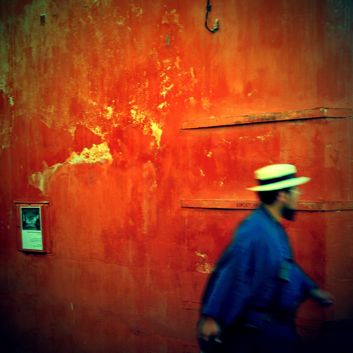 Une rencontre d'Arles • Eric Forey