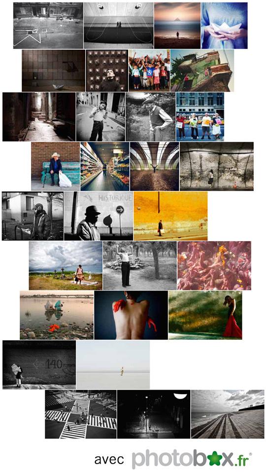 La Correspondance Visuelle s'expose au Vertmeilleux Festival 2011