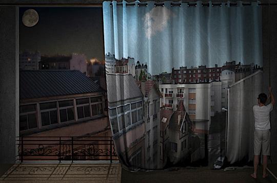 "Exposition ""Matin"" © Baptiste Llobell"