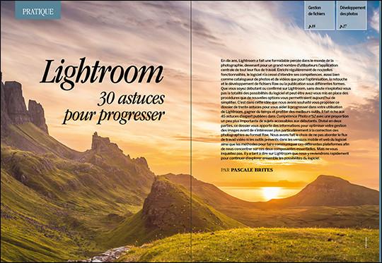 Maîtriser Adobe LIGHTROOM • Découvrez nos dossiers pratiques