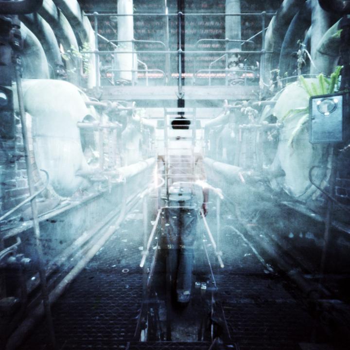 Machines • Nicolas Mahé