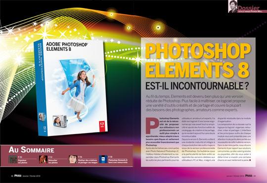 Maîtriser PHOTOSHOP ELEMENTS • Découvrez nos dossiers pratiques